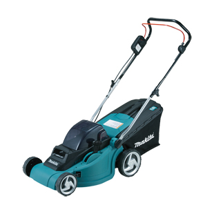 Makita Li-ion 36v DLM380Z LXT 38cm Lawnmower with Batteries and Twinport Charger