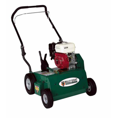 Billy Goat PR550H Professional Power Rake Scarifier with Honda Engine