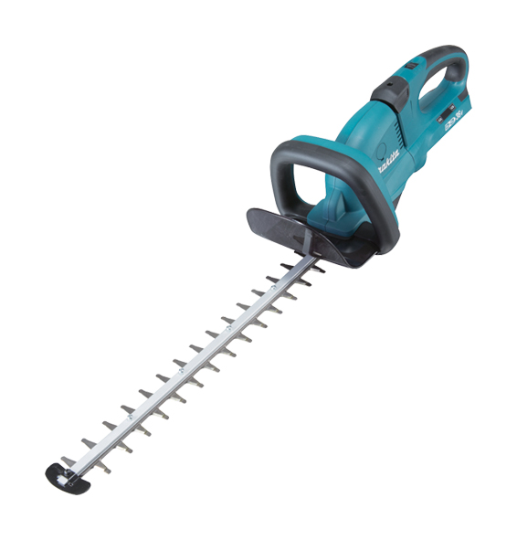 Makita Li-ion 36v DUH551Z 55cm Hedgetrimmer with Batteries and Twinport Charger