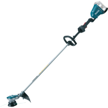 Makita Li-ion 36v DUR364LZ Loop Handle Linetrimmer with Batteries and Twinport Charger