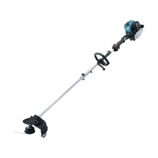 Makita Split Shaft 25.4cc 4-Stroke with Brushcutter Attachment and Bag