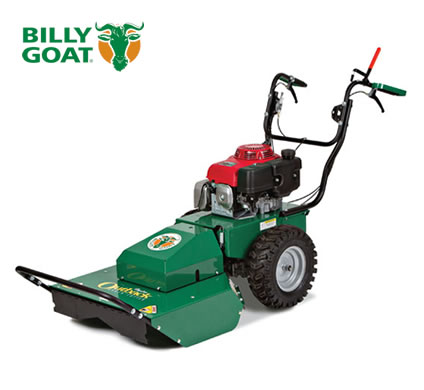 Billy Goat BC2600HEBH 26inch 13hp Brushcutter with Honda Engine