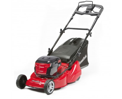 Mountfield S46 PD 18 inch Power Driven li 80v cordless