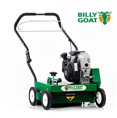 Billy Goat CR550HCEU Professional Power Rake Scarifier with Honda Engine