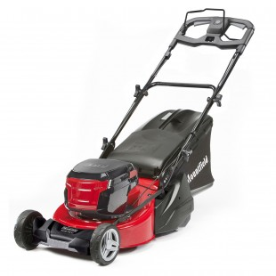 Mountfield Li-ion 80v S42 R PD 16 inch Self Propelled with 80 volt battery and charger