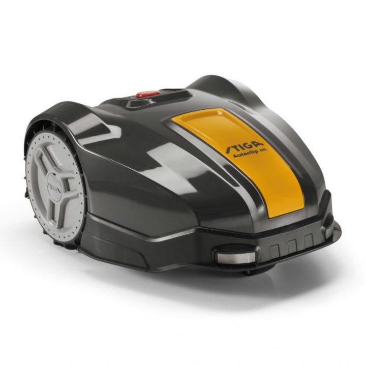 Stiga Autoclip M5 Robotic Lawnmower