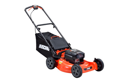 Echo li-ion 58v LM-58V4AH lawnmower comes with 1 x 4ah battery and charger